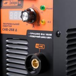 Сварочный инвертор Дніпро-М САБ-258Д